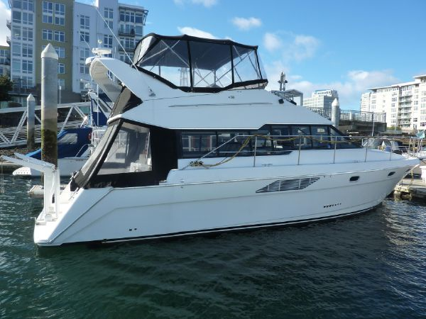 Sold - 1991 Bayliner4388 Motoryacht$109,995Click to Download