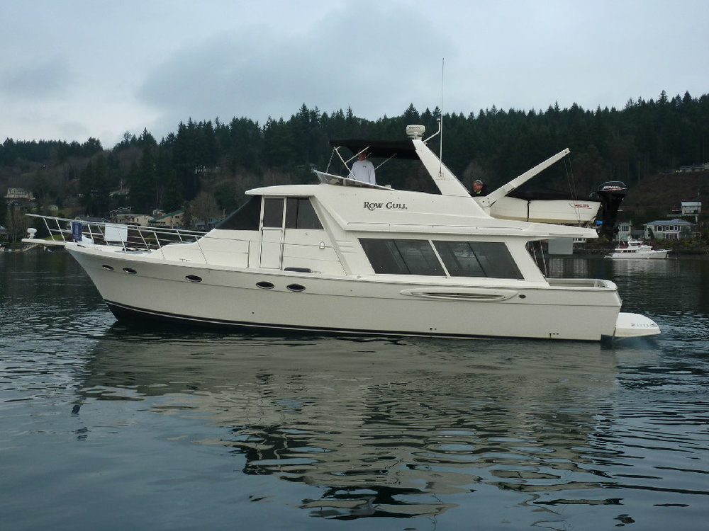 Temp Inactive - 2006 Meridian490 Pilothouse$274,971Click to Download