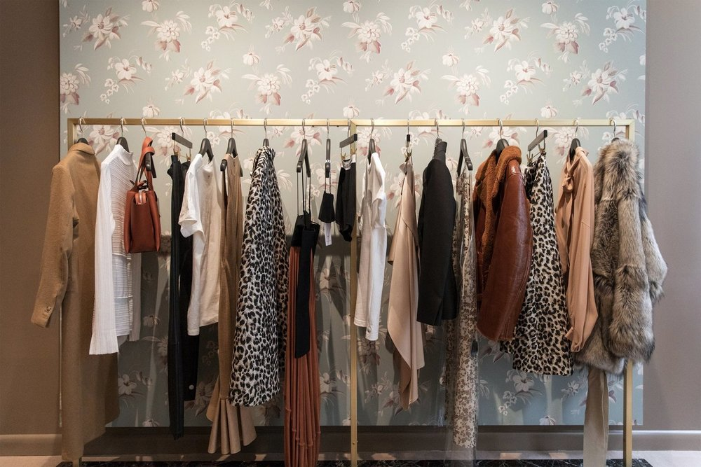 At the Webster, clothes are grouped not by designer but with a curator's touch.CreditStefania Curto for The New York Times