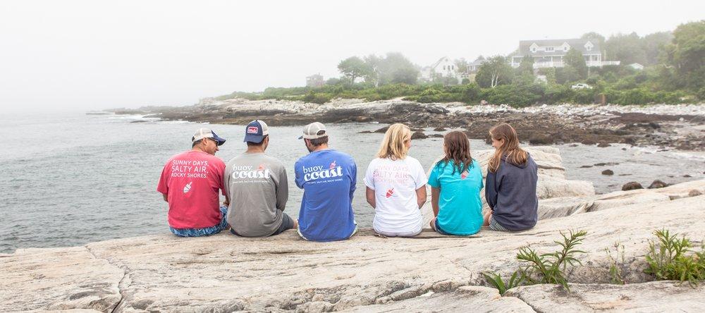 Maine life. Maine apparel. Maine t-shirts. Maine trucker caps. Trucker caps. Coastal Maine.