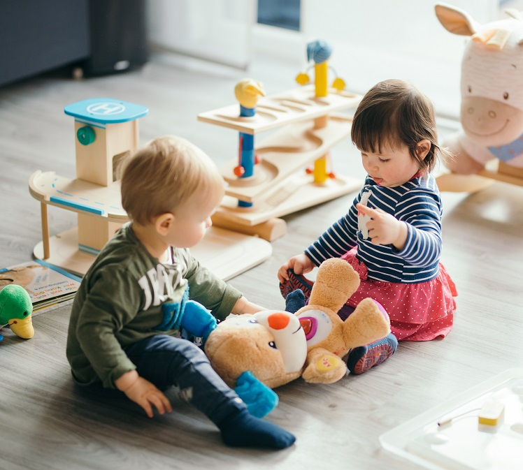Early Childhood - Early childhood development and education sets up the framework for a child's long-term success. SMC2C is dedicated to creating early preparedness through resources and programs to give children in our community the best possible start.