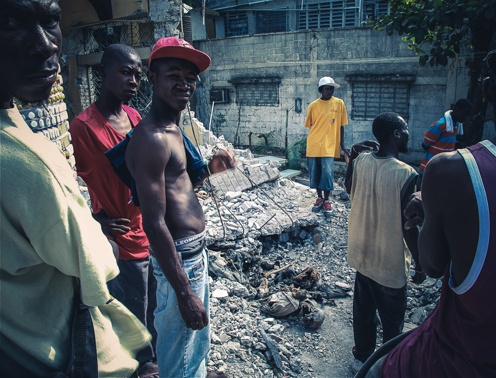 Haiti 2011