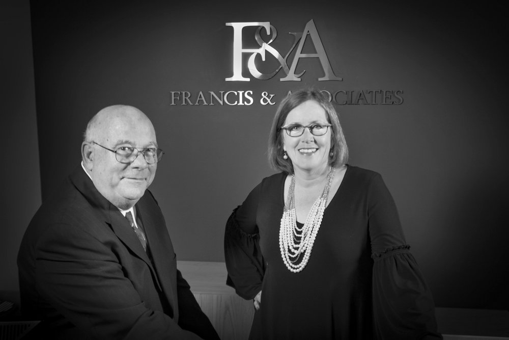 Hiring is Human - At Francis & Associates, we focus on the human aspect of executive recruiting. For us, it's all about relationships and finding the right fit for both the company and employee.