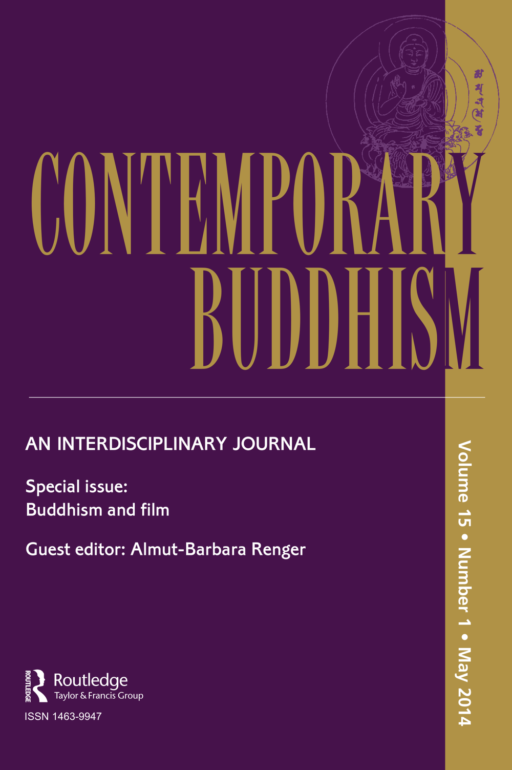 "- ""Ethics of Inscrutability: Ontologies of Emptiness in Buddhist Film""in Contemporary Buddhism: An Interdisciplinary Journal. Kate Crosby, Andrew Skilton, Almut-Barbara Renger, eds. Vol. 14.1 (2014): 145-163."