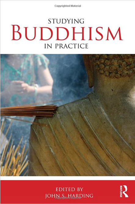 "- ""Buddhism Through the Lens: A Study of the Study of Buddhism Through Film""in Studying Religions in Practice, Buddhism Volume. John Harding, ed. Hillary Rodrigues, series ed. London: Routledge, 2012. pp. 25-38."
