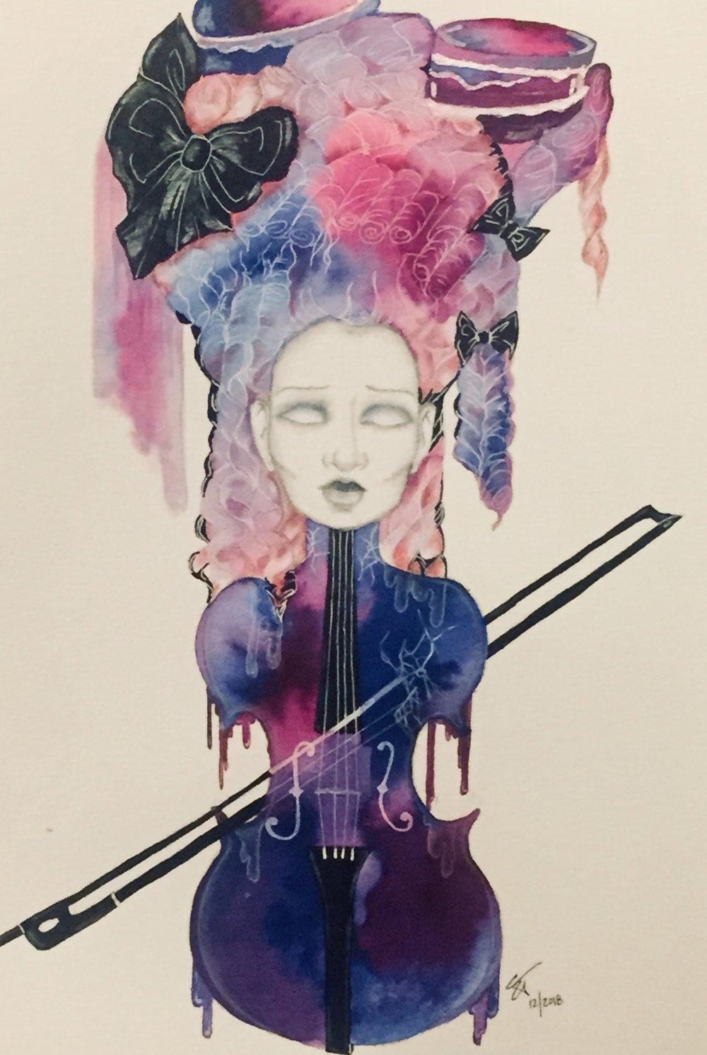 Vivaldi's Meloncholy, 2018