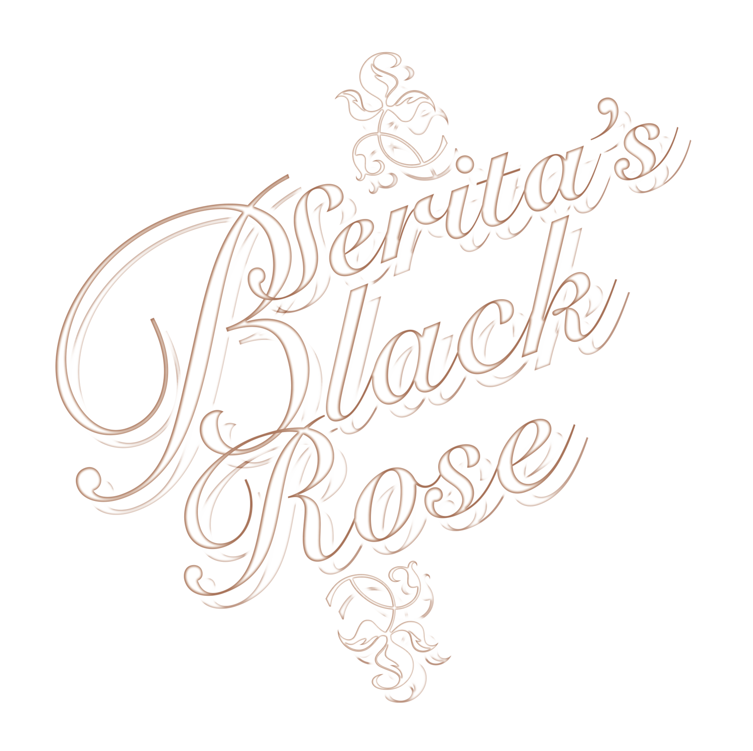 Serita's Black Rose