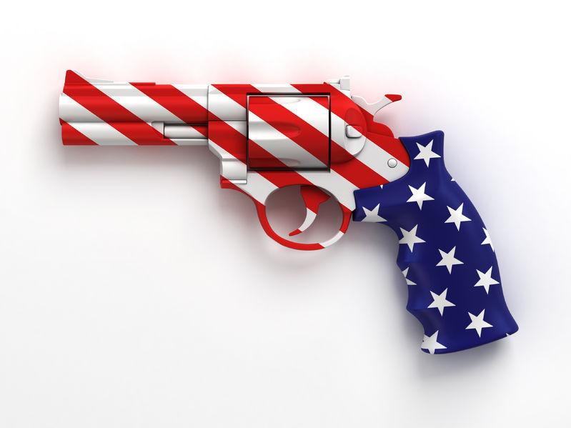 GUN SPANGLED BANNER - AMERICA'S FIXATION ON GUNS