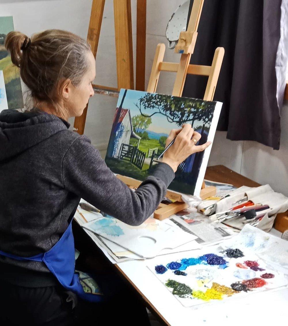 Meredith in her Studio.jpg