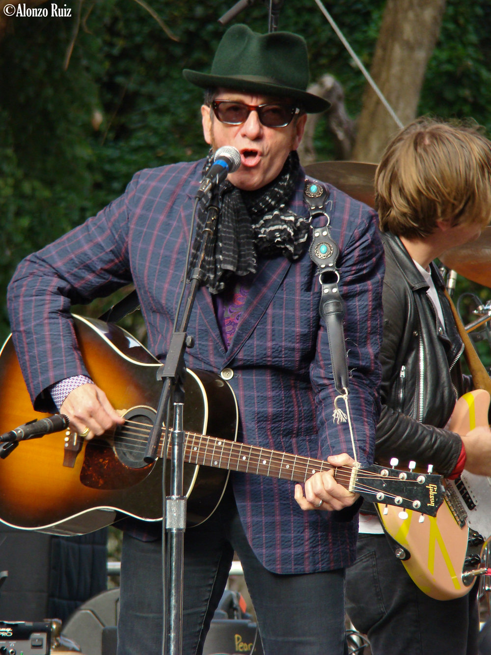 Jenny And Johnny (w/ Elvis Costello)
