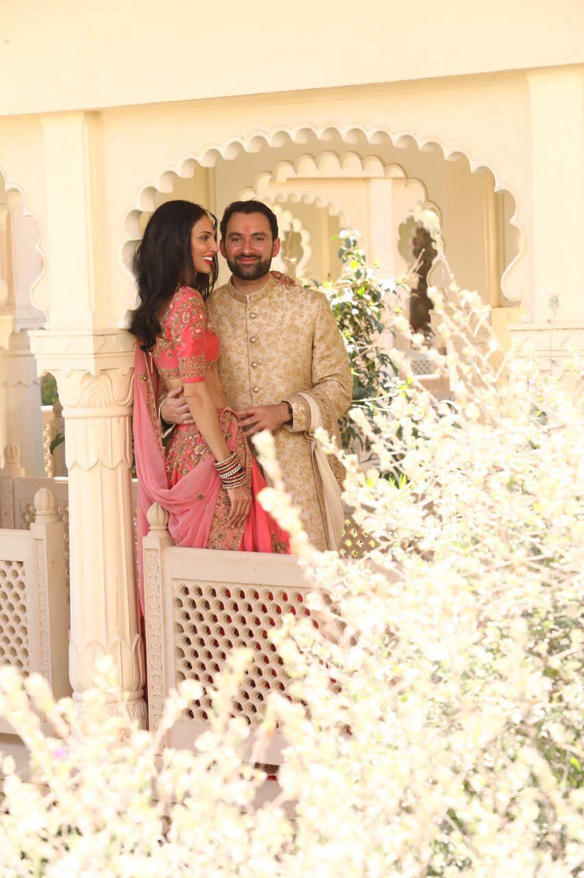 Deborah Priya Henry & Dr Rajiv Bhanot