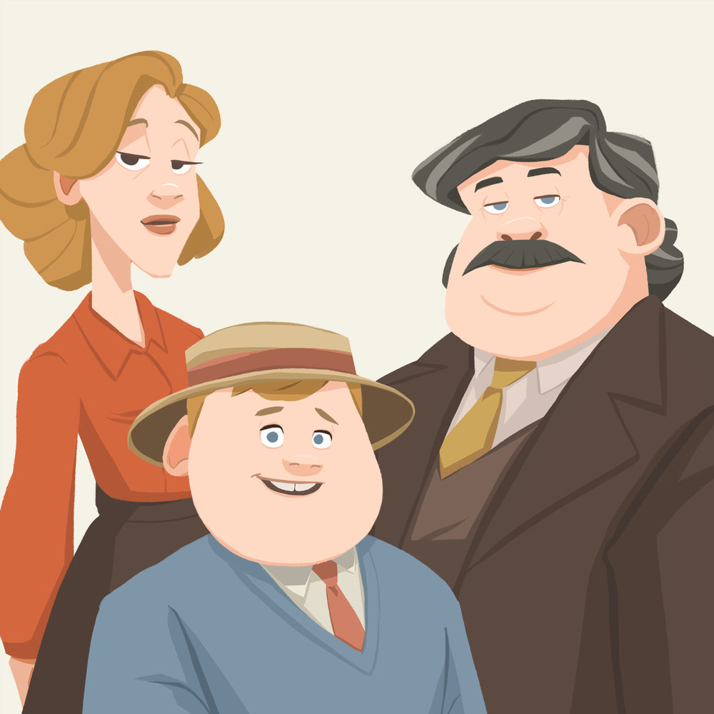 The Dursley Family
