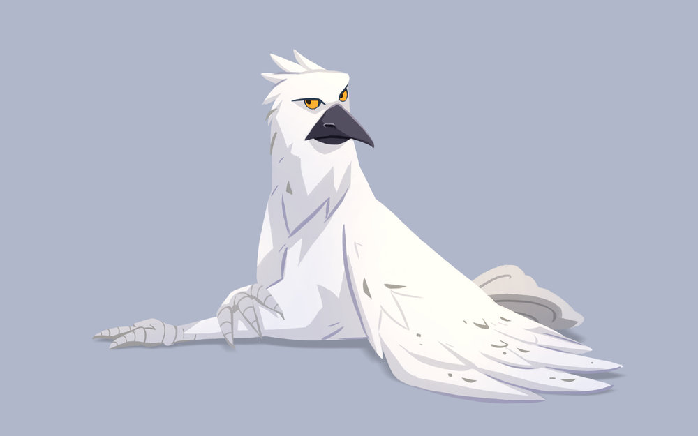 Buckbeak (The Hippogriff)