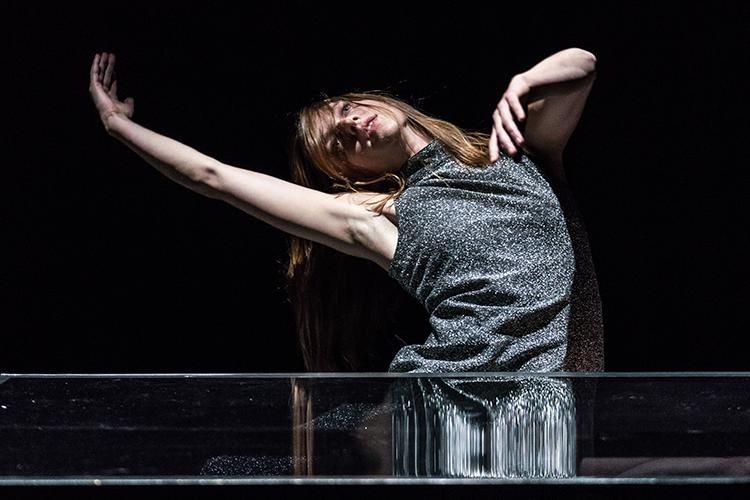 Photo: Antero Hein  Choreography:  Sleeping Beauty  by Ingun Bjørnsgaard  Bærum Kulturhus 2018
