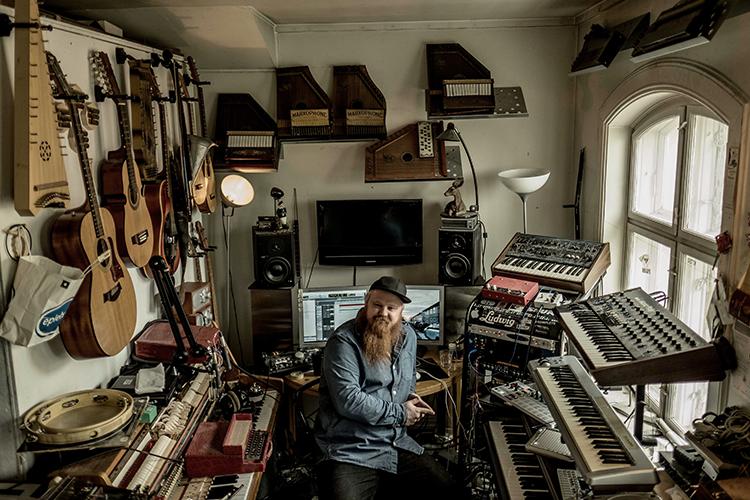 Martin Horntveth - Musician