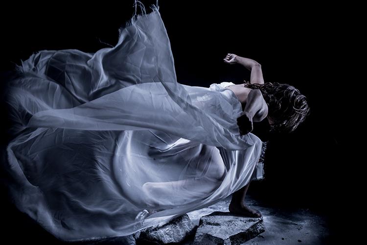 Navala 'Niku' Chaudhari - Dancer