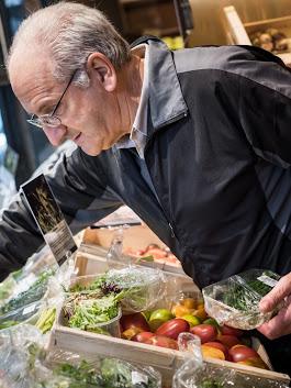 Henri Bastelica - Vegetable Farmer - Midi-Pyrénées
