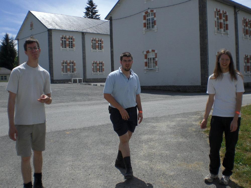 33-Guillaume, Damien et Xavier.JPG
