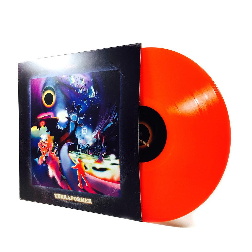 Terraformer • Aegean [LP] - Comes on 180g colored vinyl