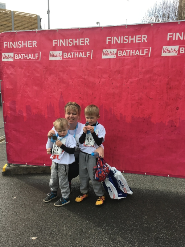 Sporting Family Change Bath Half