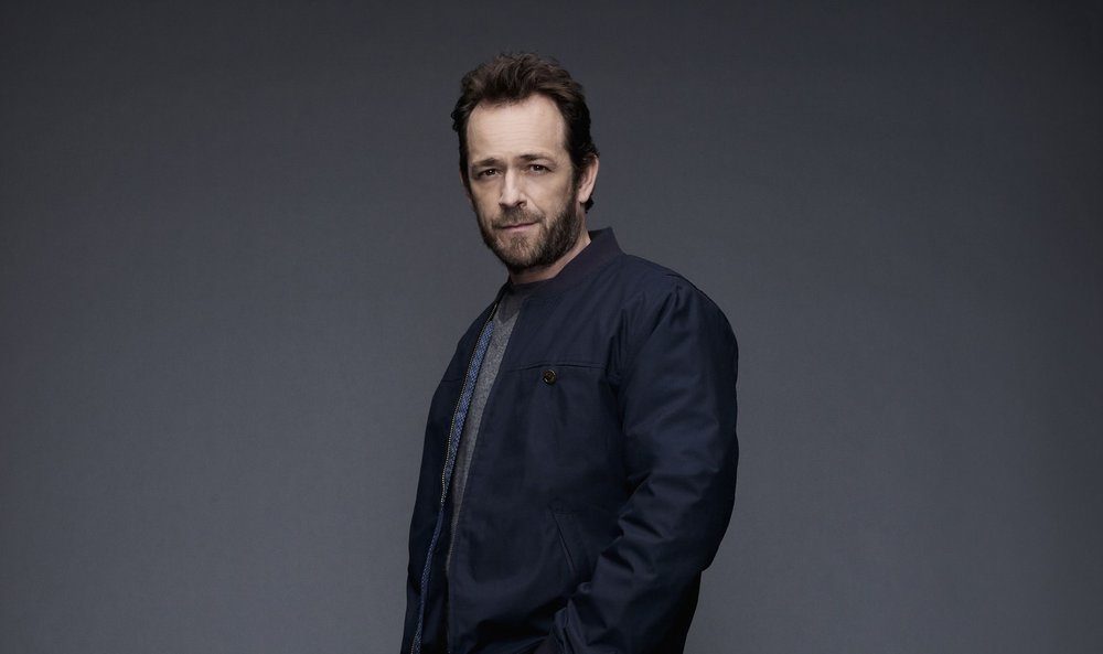 Luke Perry: Riverdale season 2 interview -