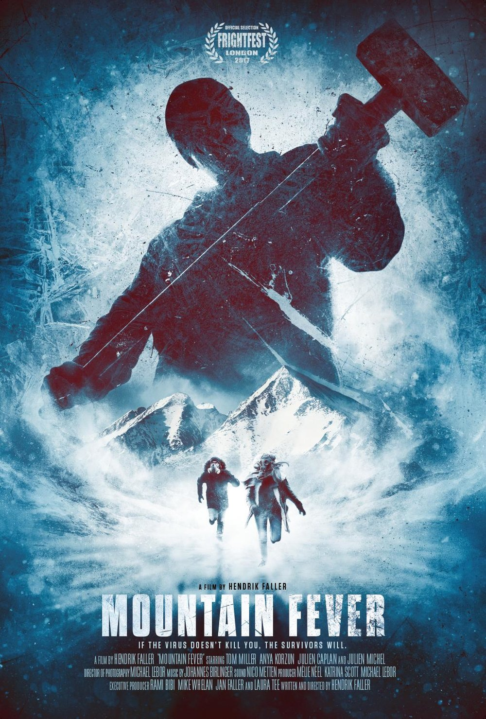 Mountain fever trailer - Official Selection for London Frightfest Film Festival.