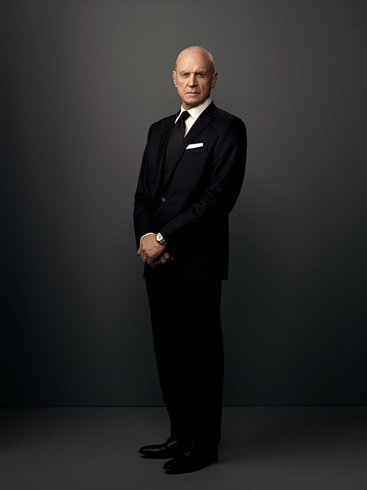 ALAN DALE IN DYNASTY - Alan Dale stars as series regular Joseph Anders in Dynasty.