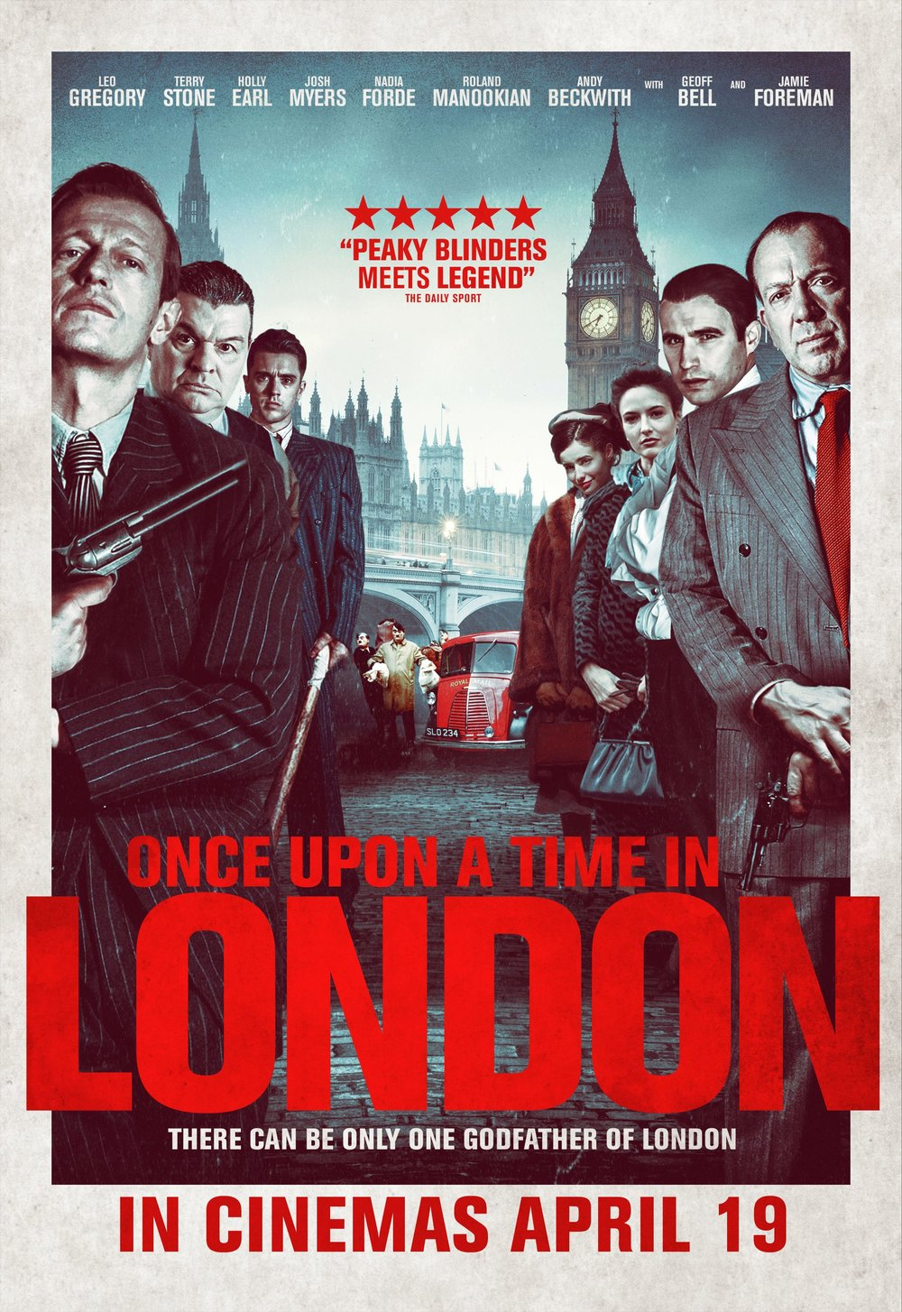 once upon a time in London Trailer -