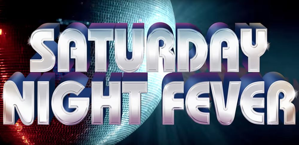 Saturday night fever tour - promotional video -