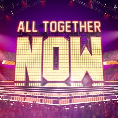 Bernadette performs on 'All together now' -