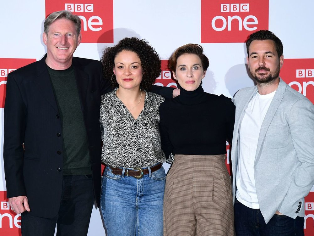 ROCHENDA SANDALL IS NEW REGULAR IN LINE OF DUTY - Rochenda is playing the new lead regular character of Lisa McQueen in the new series of Line of Duty 5 opposite Stephen Graham, joining regular cast members Vicky McClure, Martin Compston and Adrian Dunbar.Rochenda and cast talk to the BBC: