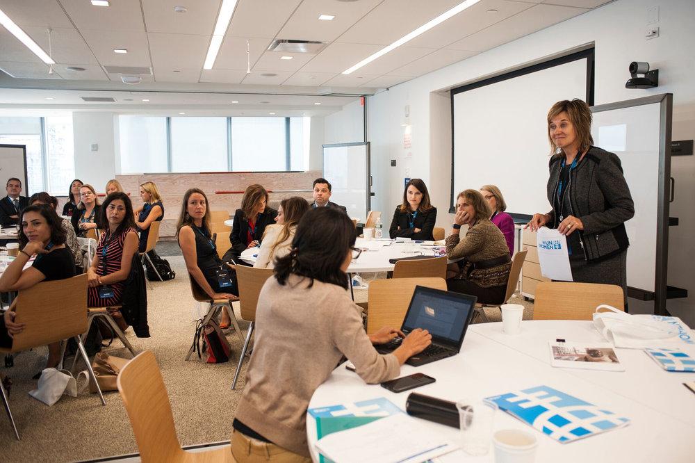 Launch of the GICC AT the SAP Leonardo Center New York