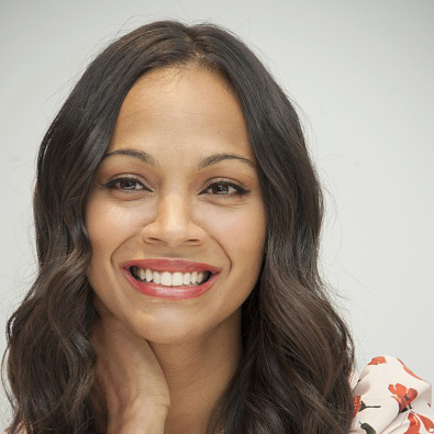 Zoe Saldana - Actress and Founder BESE