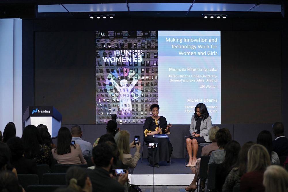 - Innovation and technology tend to benefit men more than women. This gender gap constrains efforts to achieve gender equality and empowerment and prevents women from becoming both developers and consumers of technology that addresses their needs — and the needs of society as a whole.