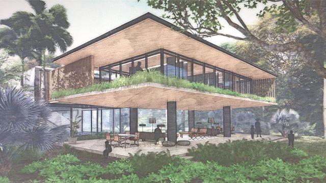 Casa de Campo- diseño en proceso.