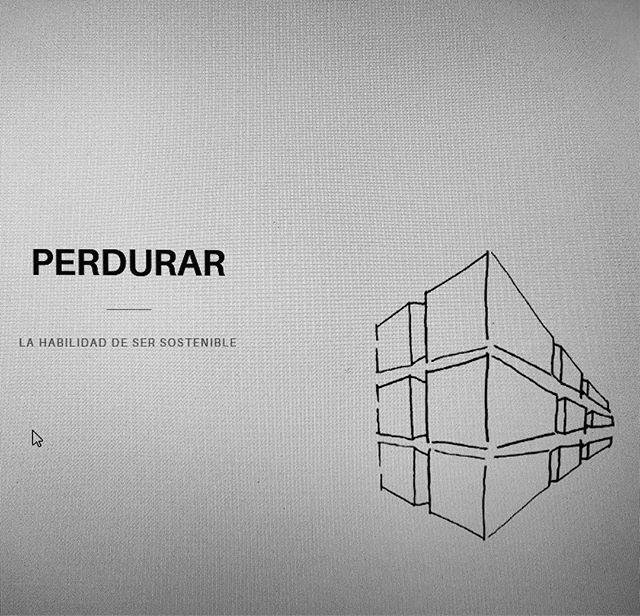 La experiencia contextual de la arquitectura se diseña. Afecta e influye mientras es estimulada. Es determinante y es pasiva al mismo tiempo. En este dialogo es que ocurre ciudad. #architecture