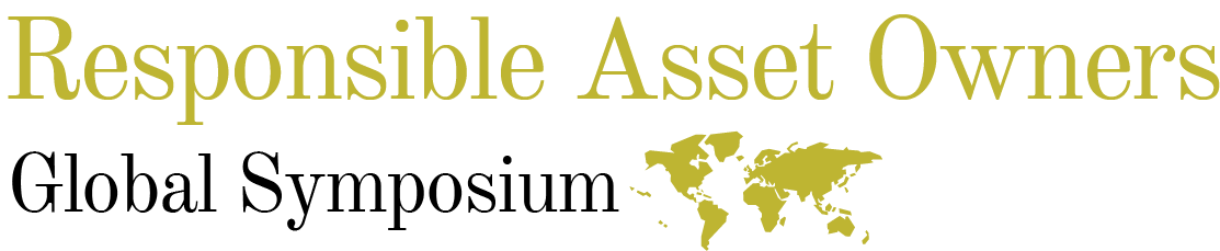 Responsible Asset Owners Global Symposium