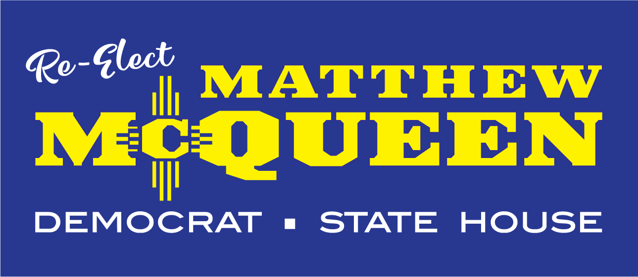Re-Elect Matthew McQueen