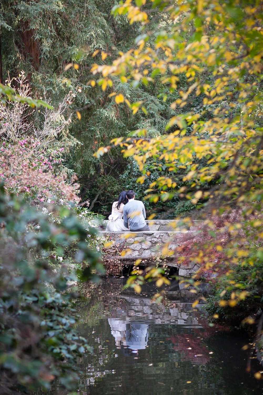Descanso Gardens Engagement | Miki & Sonja Photography | mikiandsonja.com