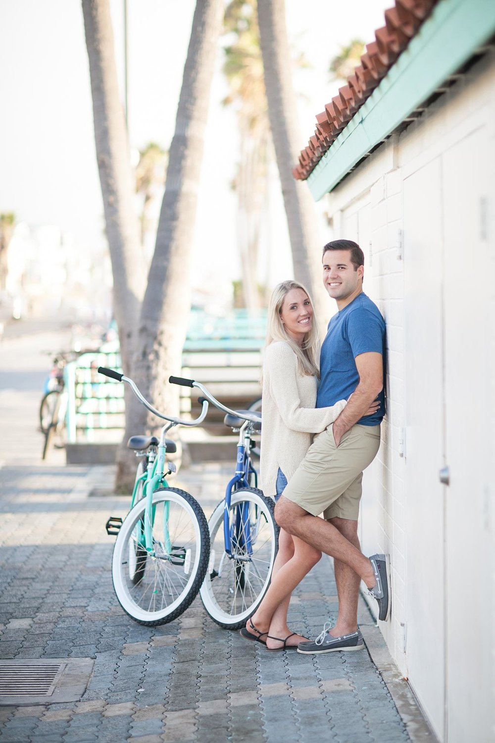 Hermosa Beach Engagement | Miki & Sonja Photography | mikiandsonja.com