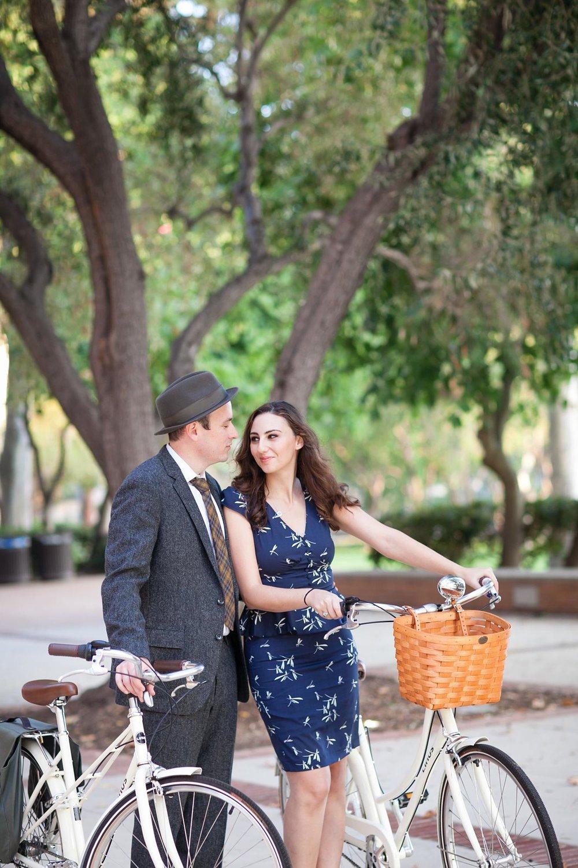 UCLA Engagement | Miki & Sonja Photography | mikiandsonja.com