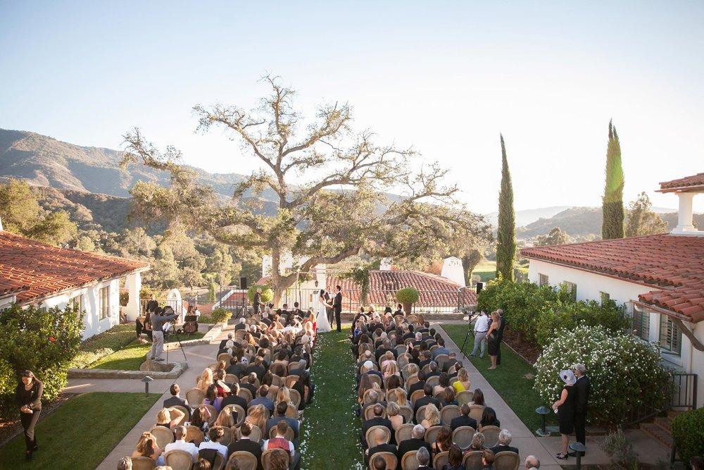 Ojai Valley Inn and Spa Wedding | Miki & Sonja Photography | mikiandsonja.com