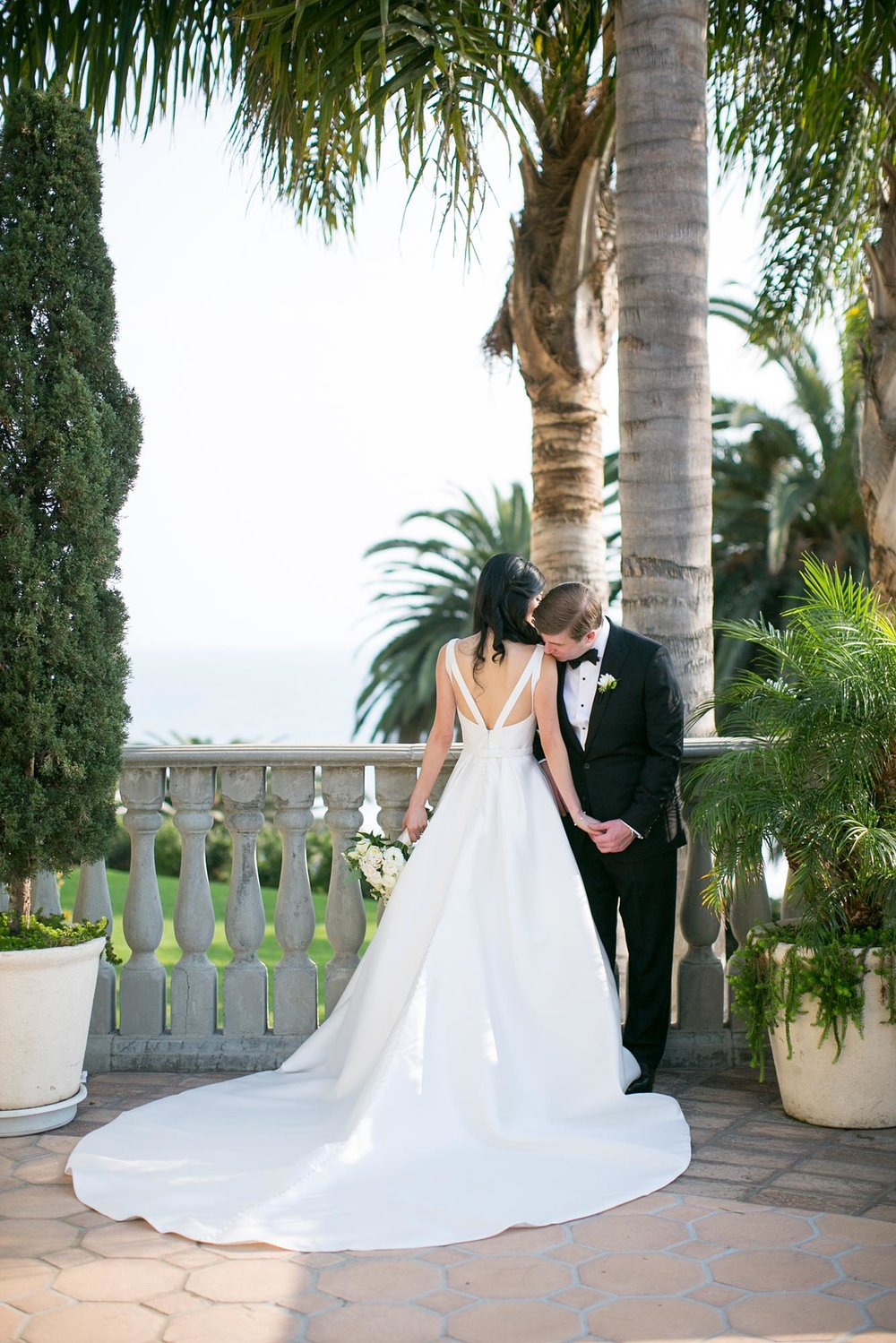 Bel Air Bay Club Wedding | Miki & Sonja Photography | mikiandsonja.com