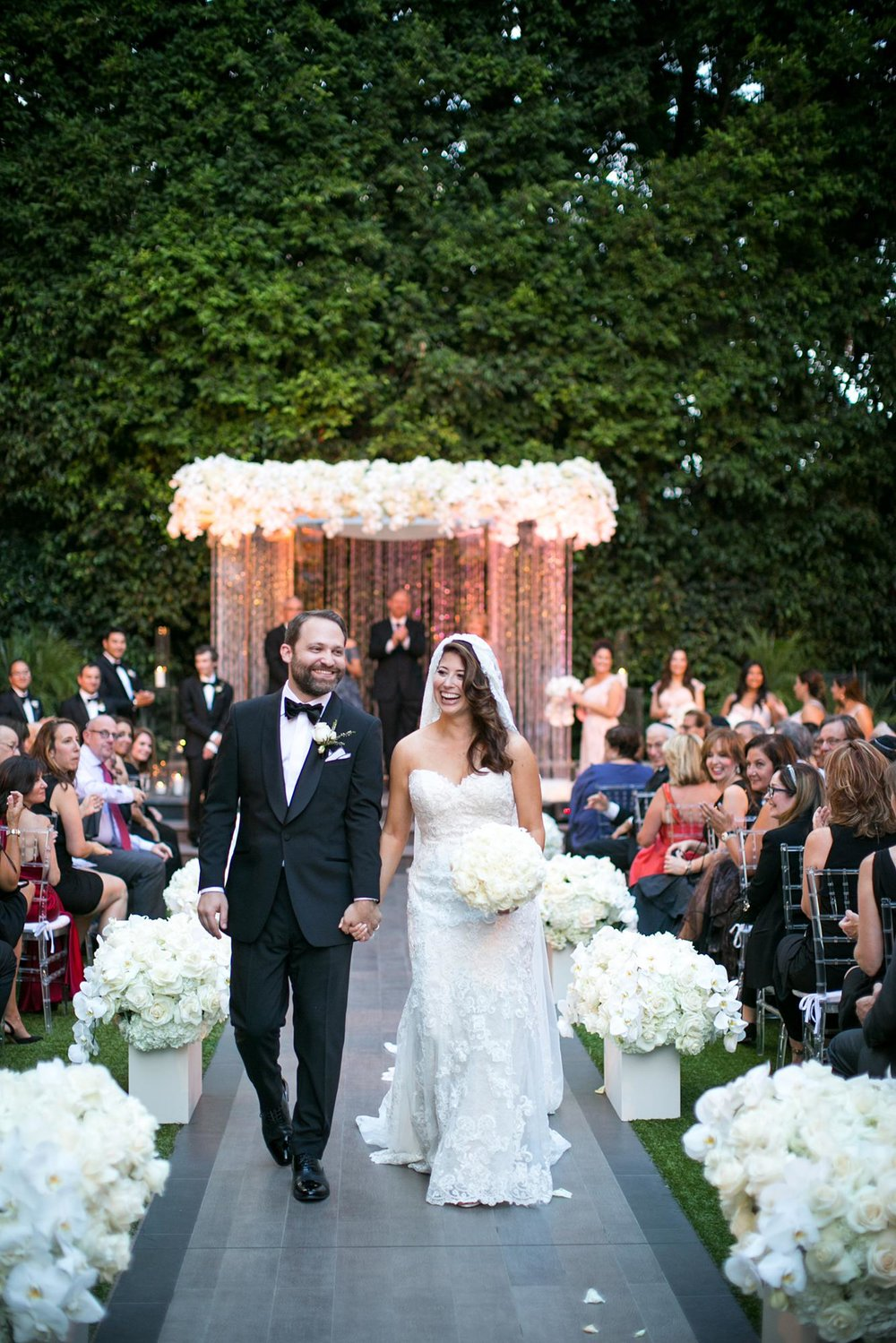 Four Seasons Beverly Hills Wedding | Miki & Sonja Photography | mikiandsonja.com