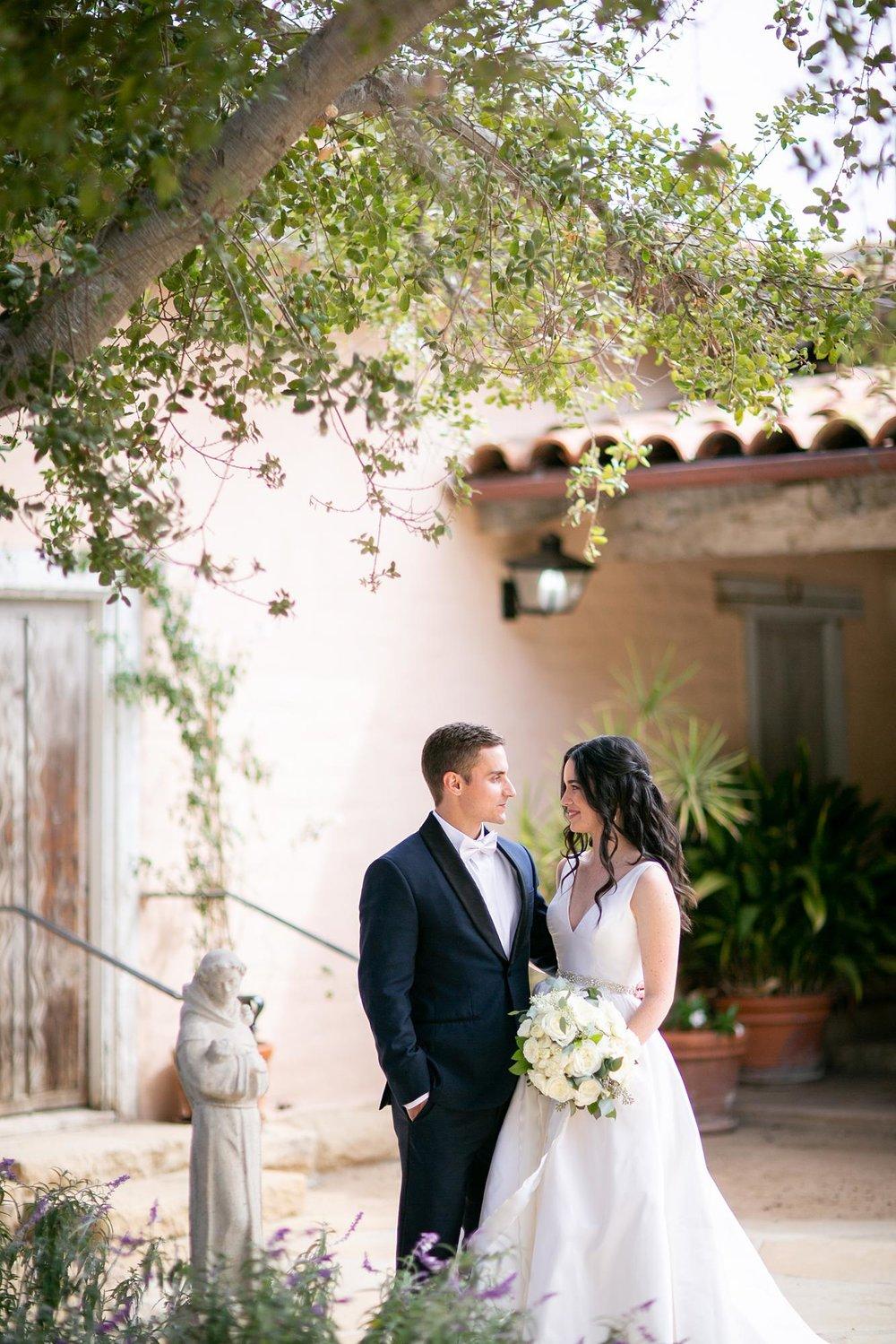 Santa Barbara Historical Museum Wedding | Miki & Sonja Photography | mikiandsonja.com