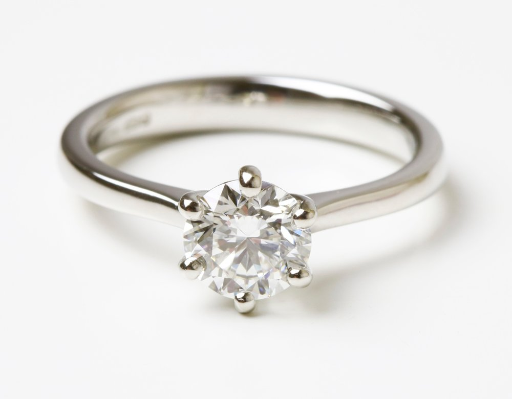 Diamonds - Shop our beautiful collection of Diamond rings including classic solitaires, trilogies, and many more…