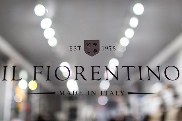 Brand of passion, dedication and luxury. Happy #FiorentinoFriday