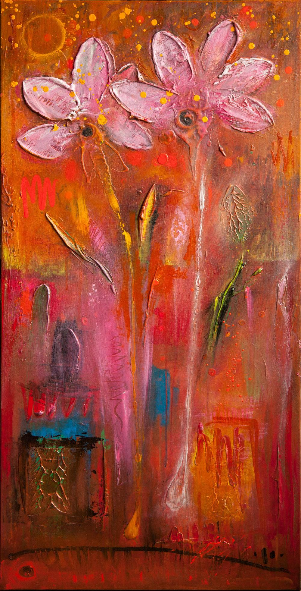 Tall Flower (2), 2015