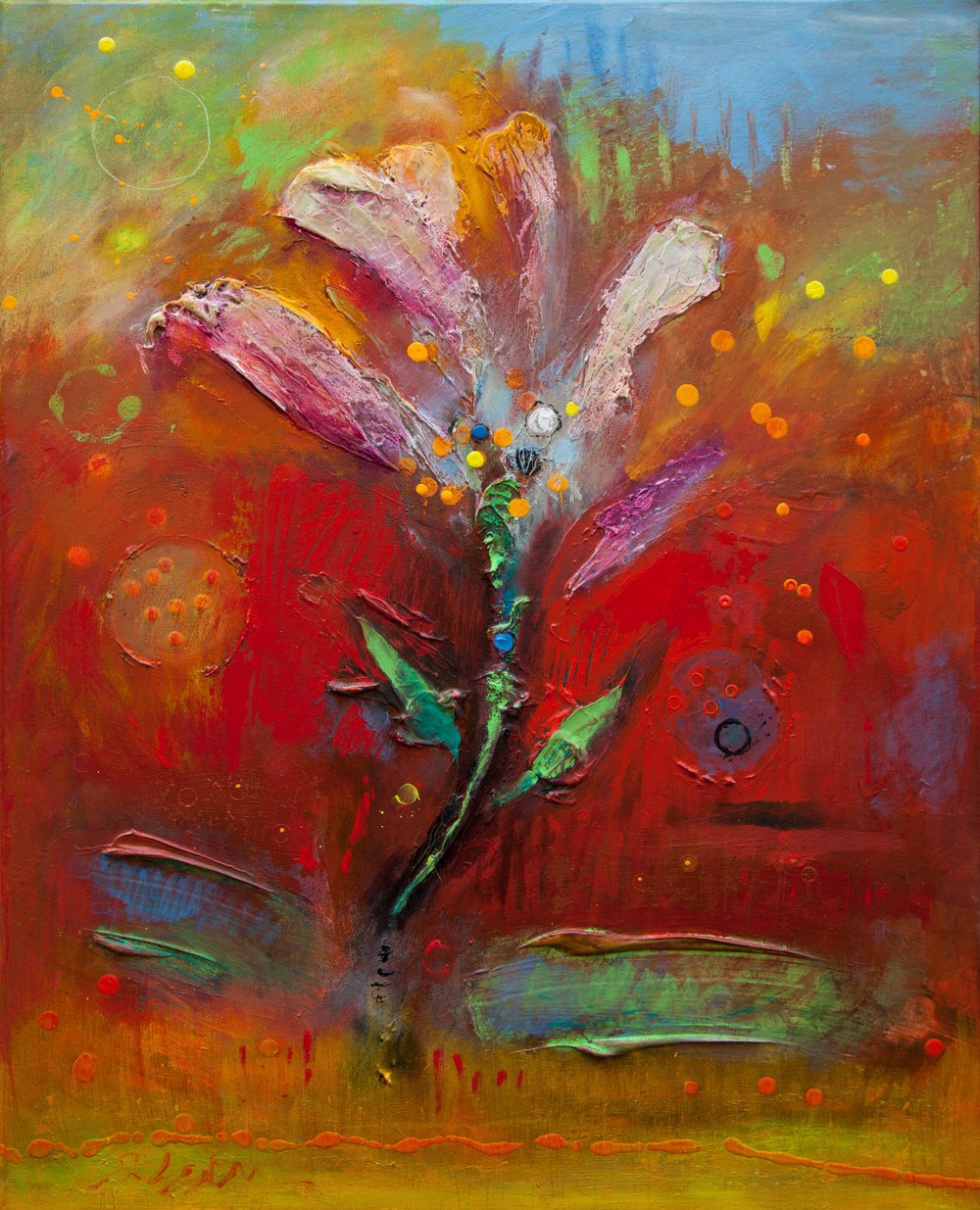 Mesa Bloom, 2014 - SOLD