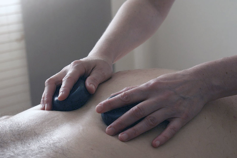 Hot Stone massage -